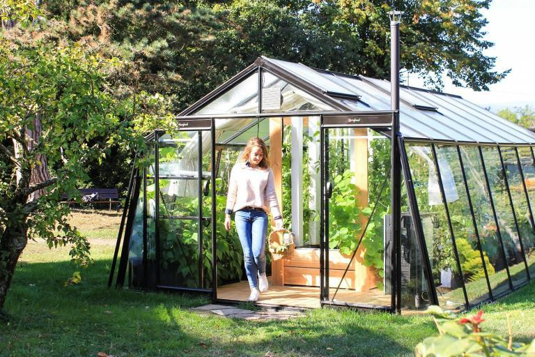 Myfood Permaculture Smart Greenhouse